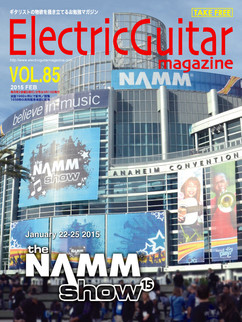 ElectricGuitar vol.85
