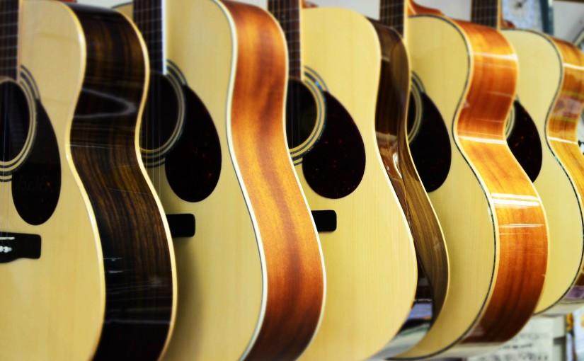 楽器リペアサービス年内の受注分について《2015》