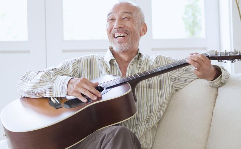 60代から始める大人の音楽教室人気開講中😊