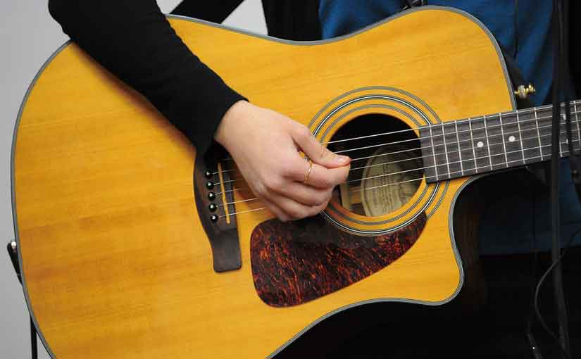 アコースティックギターコース開講枠増設致しました☝️